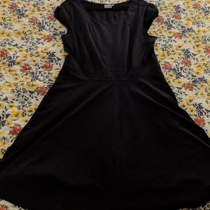 Eshakti cap sleeve dress